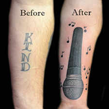 dave-arm-black-grey-coverup-microphone